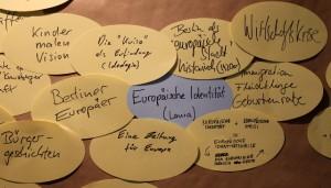 Thema: Europäische Identität
